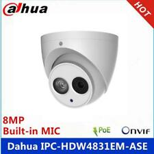 Dahua Original IPC-HDW4831EM-ASE 4K 8MP IR Eyeball Network Camera English