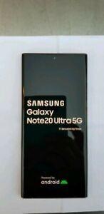 Samsung Galaxy Note20 Ultra 5G SM-N986B 256GB Mystic Bronze Unlocked $440