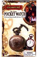Brand New Steampunk Pocket Watch Costume Accessory