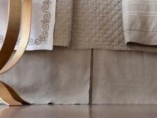 Palais Royale Hotel Collection Full Bed Skirt In Stone - New! Free Shipping!