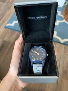 emporio armani watch men