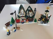 LEGO Creator Seasonal Winter Village Post Office 10222 VERY RARE HARD TO FIND