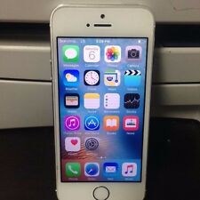 Apple iPhone 5s - 16GB - Silver - White (Sprint) Smartphone Clean ESN