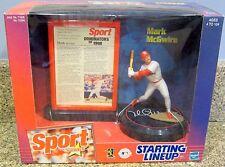 Starting Lineup Sport Stars Mark McGwire 1999 SLU MLB Figure