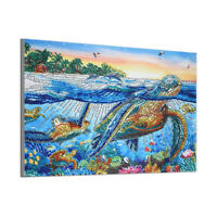2019 New Special Shaped Diamond Painting DIY 5D Partial Drill Cross Stitch Kits