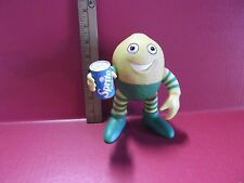 """Lemon Lime Sprite Lucky Lymon 7""""in Figure  """"Does Not Work"""" Old and Collectible"""