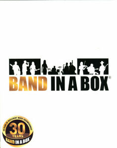 Band-in-a-Box 2018 MegaPAK PC, dt. (PC - NEU)
