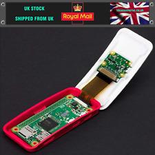 Pi Zero Camera (5MP Webcam) AND Case For Raspberry Pi Zero / W