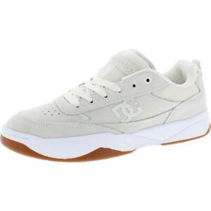 DC Mens Penza Suede Skate Trainer Sneakers Shoes BHFO 5752