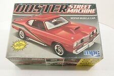 Vintage MPC Plymouth Duster Street Machine 1:25 Model Car Kit Hemi Complete Open
