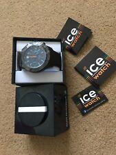 BMW Motorsport (Steel) ICE Chronograph Black Wrist Watch - £250