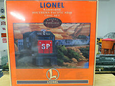 Lionel Southern Pacific (SP) Warhorse SD-40 Freight Set, TMCC, 6-11940 Mint C-10