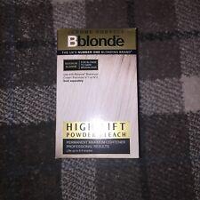 Jerome Russell Bblonde High Lift Powder Bleach - new