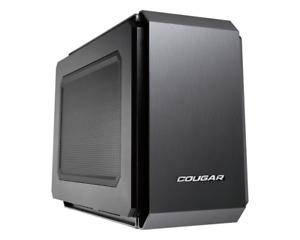 Cougar QBX Mini-ITX Ultra Compact Pro Gaming Case 1 x 90 mm Fan