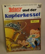 Delta Verlag Asterix und der Kupferkessel Comic Buch