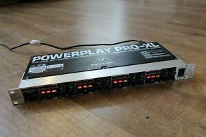 Behringer Powerplay Pro-XL Headphone Amplifier