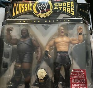 WWE: Classic Superstars - Kane vs Mark Henry - Jakks Pacific