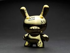 Basquiat Case Exclusive Gold - Basquiat Dunny Series Mini Figure by Kidrobot
