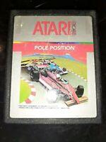 Pole Position (Atari 2600, 1983) *BUY 2 GET 1 FREE +FREE SHIPPING*