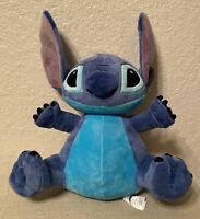 "Disney Store Stitch Soft Plush 14"" Large Stuffed Toy Doll EUC"