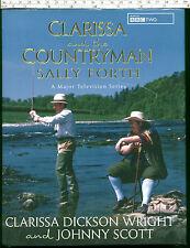 CLARISSA AND THE COUNTRYMAN SALLY FORTH Clarissa Dickson Wright BBC2 TV