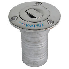 """WHITECAP BLUEWATER PUSH UP DECK FILL 1-1/2"""" HOSE W"""