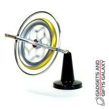 Gyroscope original made in america tous métal traditionnel de bureau classique jouet