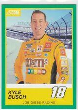 Kyle Busch 2020 Chronicles Score Racing Base No. 4