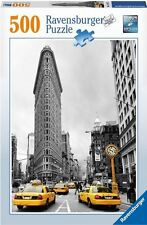 RAVENSBURGER*PUZZLE*500 TEILE*FLATIRON BUILDING NEW YORK CITY NYC*NEU+OVP