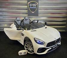 Voiture Electrique Enfant 12V Mercedes GT 2 Places - Licence officielle -