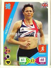 Adrenalyn XL London 2012 - #042 Helen Clitheroe - Olympia