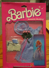VINTAGE COLLECTIBLE MATTEL BARBIE WEDDING FASHIONS FLOWER GIRL SKIPPER