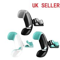 Universal 360° Rotating Mobile Phone In Car Air Vent Mount Holder Cradle Stand