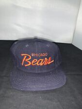 VINTAGE Chicago Bears TISA SNAPBACK TI$A Sports Specialties