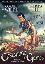 Costantino Il Grande DVD A & R PRODUCTIONS