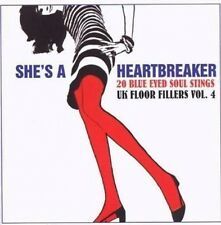 She's A Heartbreaker CD NEW SEALED Blue Eyed Soul Kris Ife/Jon Kane/Dave Hunter+