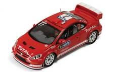 PEUGEOT 307 WRC #7 RALLY FINLAND 2005 IXO GRONHOLM 1/43