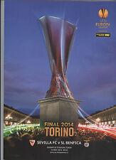 Orig.PRG   Europa League  13/14  FINALE   SEVILLA FC - BENFICA LISSABON  !!  TOP