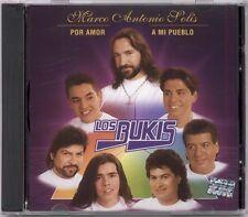 LOS BUKIS POR AMOR A MI PUEBLO SEALED CD NEW