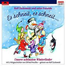 Es Schneit,Es Schneit-Schönste Winterlieder von Rolf Zuckowski und seine Freunde