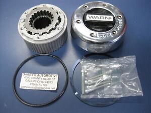 WARN 11689 Single One 4WD Manual Locking Hubs 1 Ton Dana 60 50 Ford Chevy Dodge