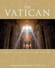 The Vatican: Secrets and Treasures of the Holy City-ExLibrary