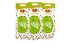 Jelly Belly 3d Air Freshener Juicy PEAR Jb15211 Bean
