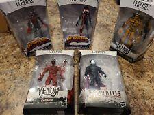 Marvel Legends Venompool Wave Set +NO BAF PIECES+