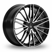 """18"""" BMF LENSO ESD ALLOY WHEELS FITS FORD FOCUS MONDEO C S MAX EDGE KUGA 5X108"""