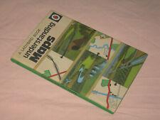 Understanding Maps Ladybird Series 671 24p