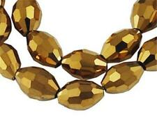 Ovale Strang Perlen-kugeln, Form