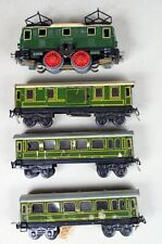 Toy Train Set Passenger-TRIX Express N Scale Engine 20052 Tin Litho-30s-NTCX