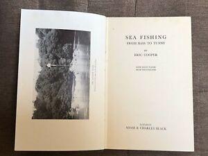 sea fishing - by eric cooper 1963