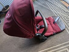 Babystyle hybrid Tandem Seat Lava Red